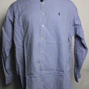 Ralph Lauren Golf XL Long Sleeve Button Up Shirt